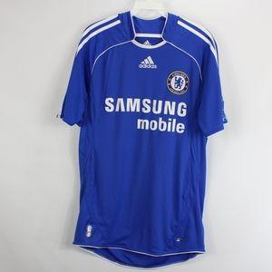 big sale c7a68 14b81 Adidas Mens Small Chelsea FC Jersey 2008 Blue
